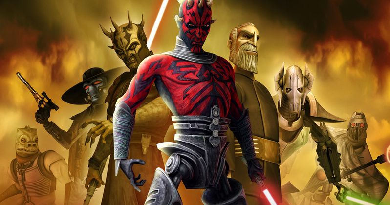 Is Lucasfilm Announcing a New Star Wars Animated Series Soon?