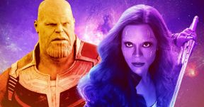 Infinity War Deleted Scene Explores Gamora & Thanos' Twisted Bond