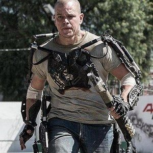 Max de Costa Storms Elysium in New Photo, Second Trailer to Debut June 13th