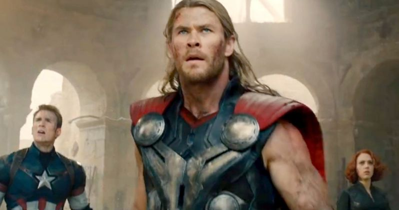 Second Avengers: Age of Ultron Trailer Preview