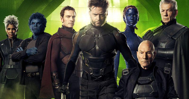 2 X-Men: Days of Future Past Featurettes: Wolverine and Professor X