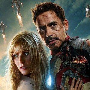 Iron Man 3 Set Photos with Mark XLVII and Iron Patriot Armor