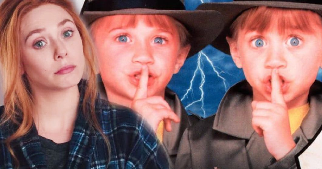 Некоторые фанаты WandaVision только что узнали, что Элизабет Олсен — младшая сестра близнецов Олсен