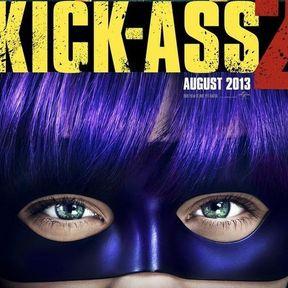 Kick-Ass 2 Poster and Six Photos