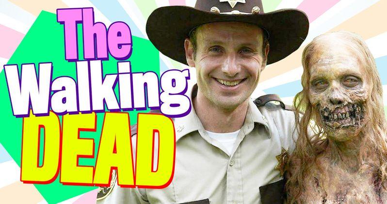 The Walking Dead 80s Sitcom Looks Hilarious