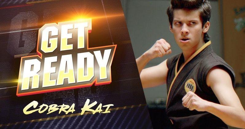 New Cobra Kai Trailer Announces the Ultimate Karate Tournament