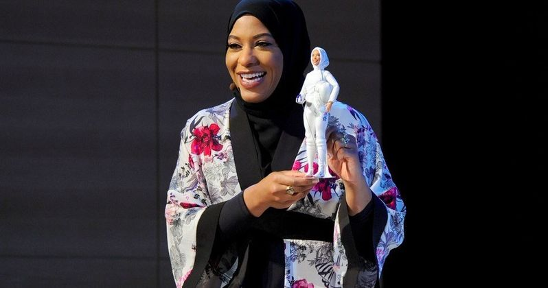 Mattel's First Hijab-Wearing Barbie Makes History