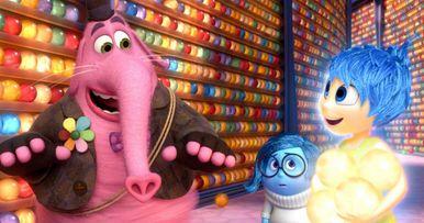 Richard Kind Talks Bing Bong in Pixar's Inside Out | EXCLUSIVE