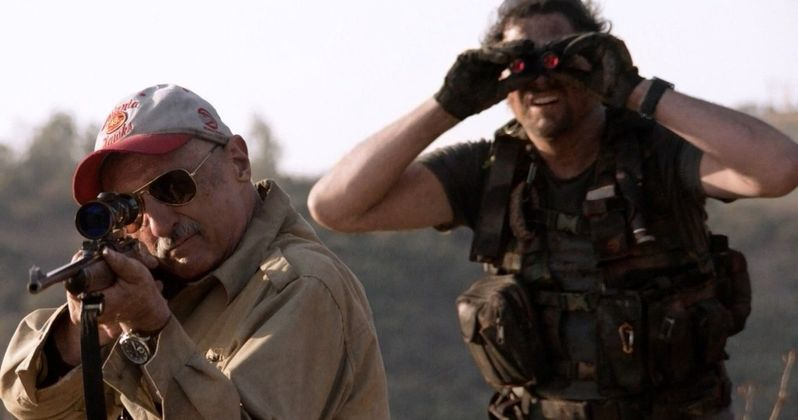 Tremors 6 Begins Production with Michael Gross and Jamie Kennedy