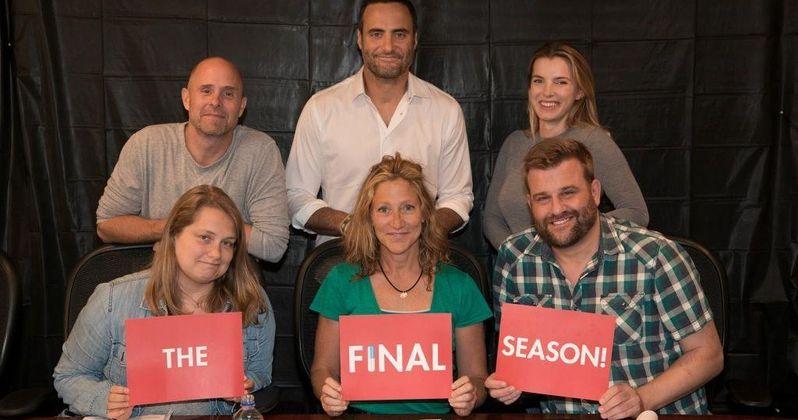 Nurse Jackie Will End with Season 7