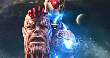 Shocking Avengers 4 Fan Art Has Iron Man Decapitating Thanos