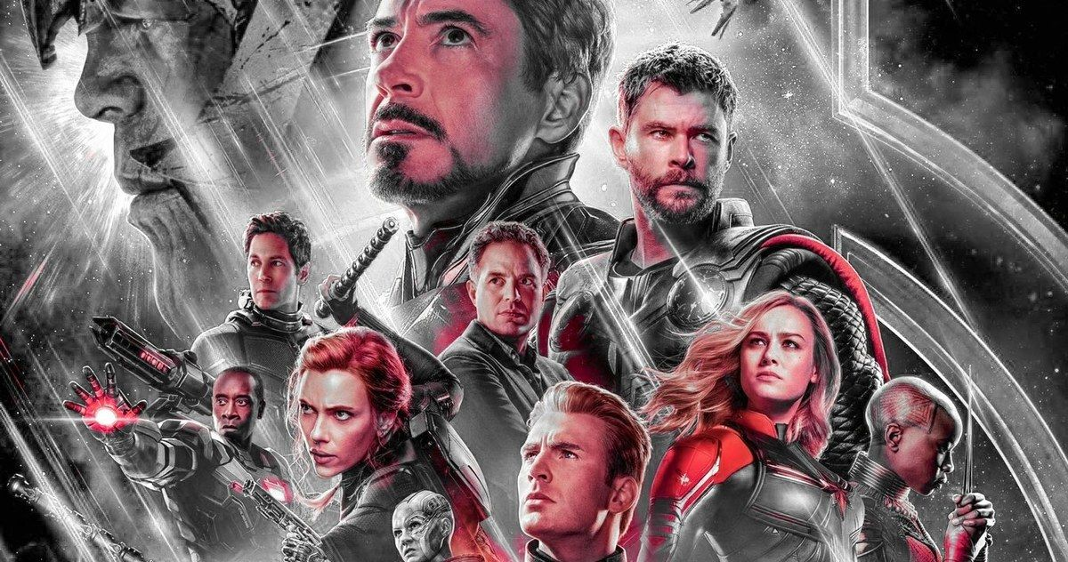 Avenger End Game Picture: Avengers: Endgame Poster Teases The Return Of 3 Key Characters