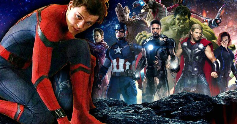 Spider-Man Won't Return In Avengers: Infinity War?