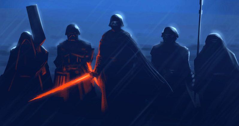 Knights of Ren Origin Revealed in Star Wars: The Last Jedi?