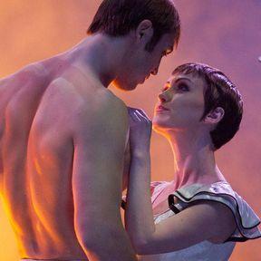 EXCLUSIVE: Erica Linz Talks Cirque du Soleil Worlds Away on Blu-ray