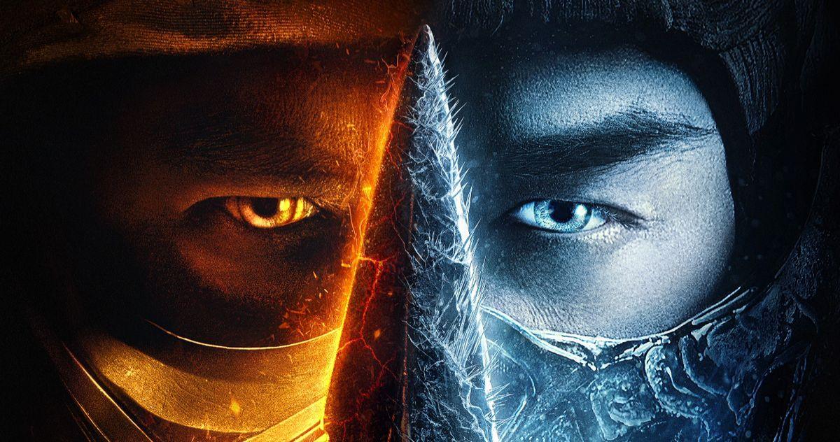 Постер 'Mortal Kombat' прибыл с тонной потрясающих новых изображений