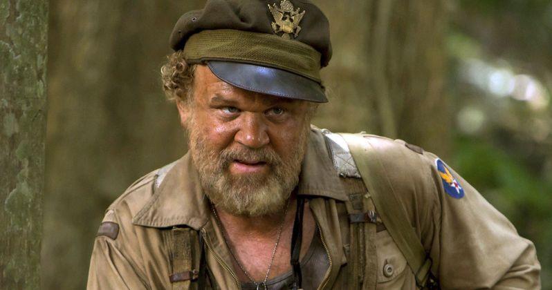 John C. Reilly May Get a Kong: Skull Island Spin-Off