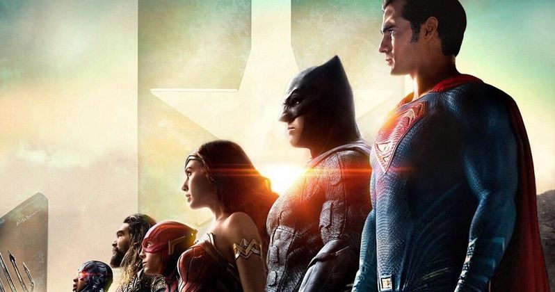 Justice League Poster Brings in Superman, New Trailer Drops at Comic-Con