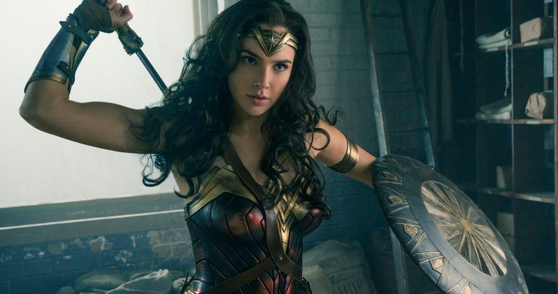 Wonder Woman Trailer Arrives from Comic-Con
