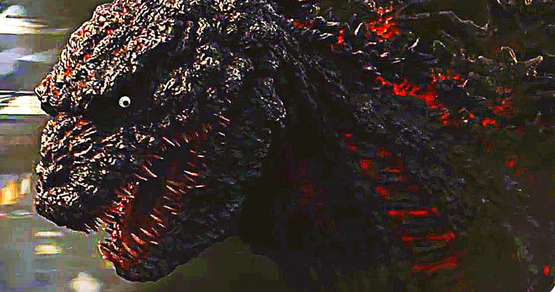 Godzilla: Resurgence Is Coming to U.S. Theaters in Late 2016
