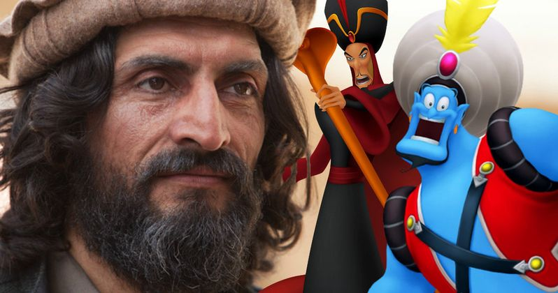 Aladdin Gets Homeland Star as Jafar's Henchman Hakim