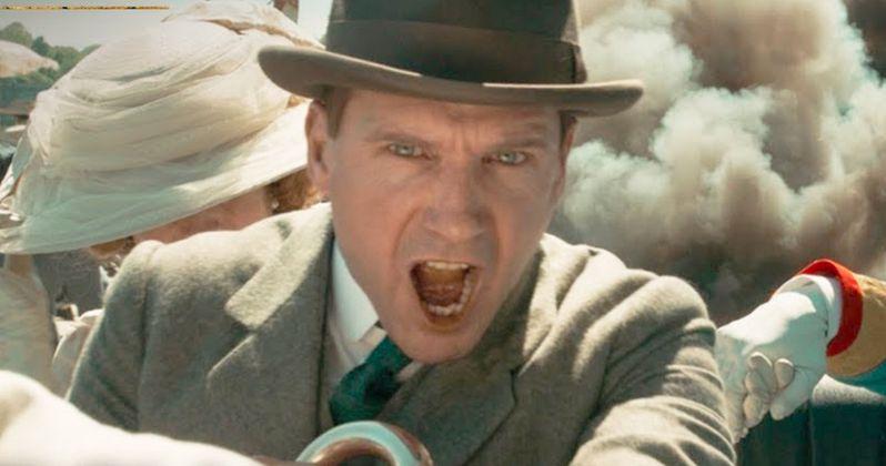 The King's Man Trailer #2 Arrives, Rhys Ifans Explodes Onto the Scene as Rasputin