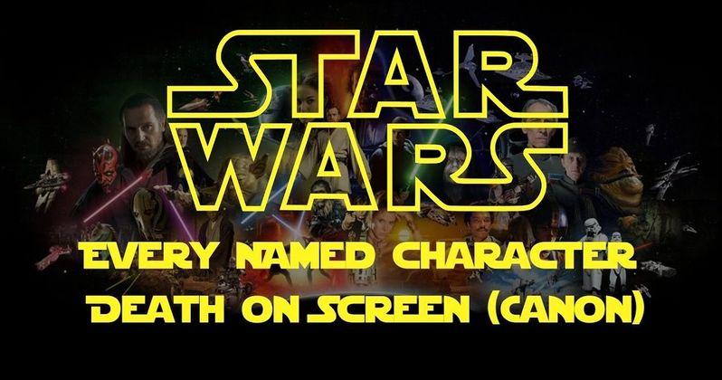 Watch Every Star Wars Death in Brutal Supercut Video