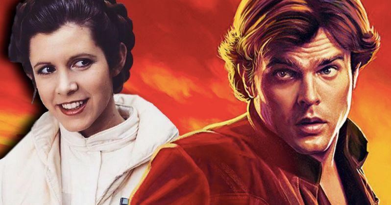 Princess Leia Zings Solo Name Origin in Latest Star Wars Comic