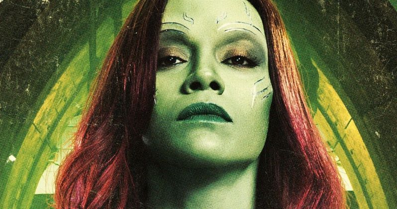 Zoe Saldana Rips Into Marvel Sell Out Accusations