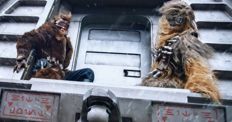 New Han Solo Trailer Is Coming Tomorrow