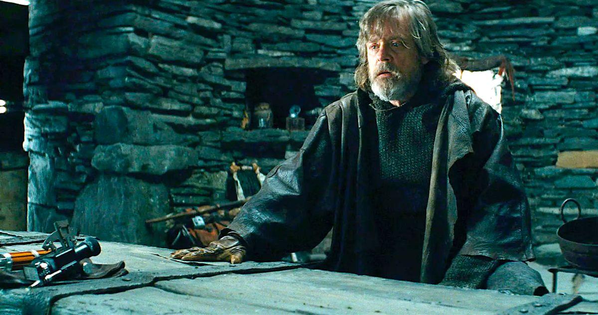 Mark Hamill Confirms Rise of Skywalker Suspicions About Luke's Return