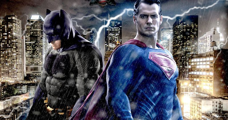 Batman v Superman Is Cinematic History Says Henry Cavill