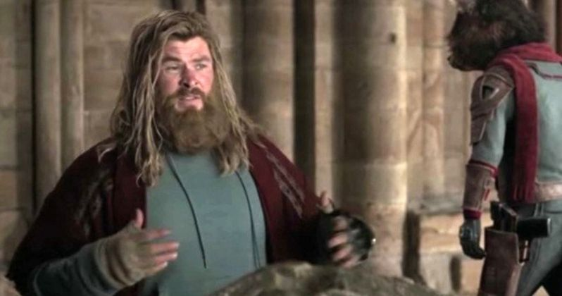 Avengers: Endgame Gave Thor Extra Jiggle in Perfecting His New Look