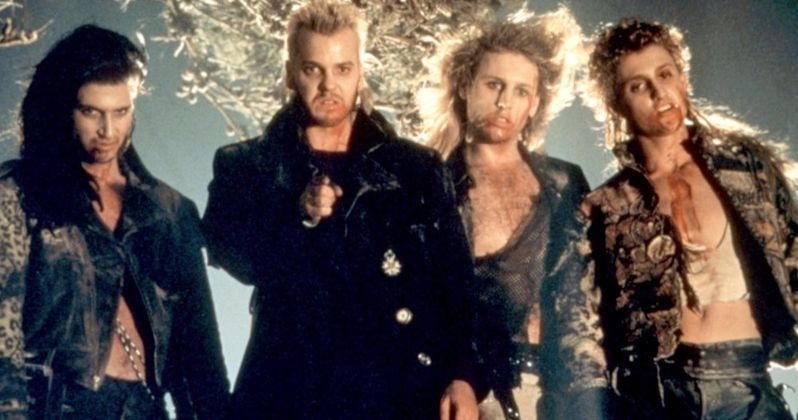 CW's The Lost Boys Series Starts Over, Recasts Roles and Reshoots New Pilot