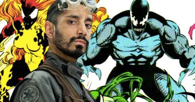 Riz Ahmed Is Playing Riot in Venom