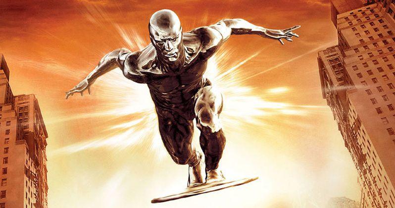 Silver Surfer Movie Planned with Marvel Legend Brian K. Vaughn
