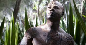 Tarzan Adds Djimon Hounsou