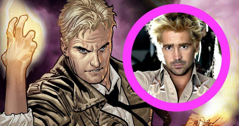 Justice League Dark Wants Colin Farrell as John Constantine?