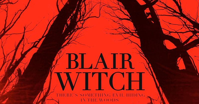 The Woods Is a Blair Witch Sequel, Trailer Reveals the Secret