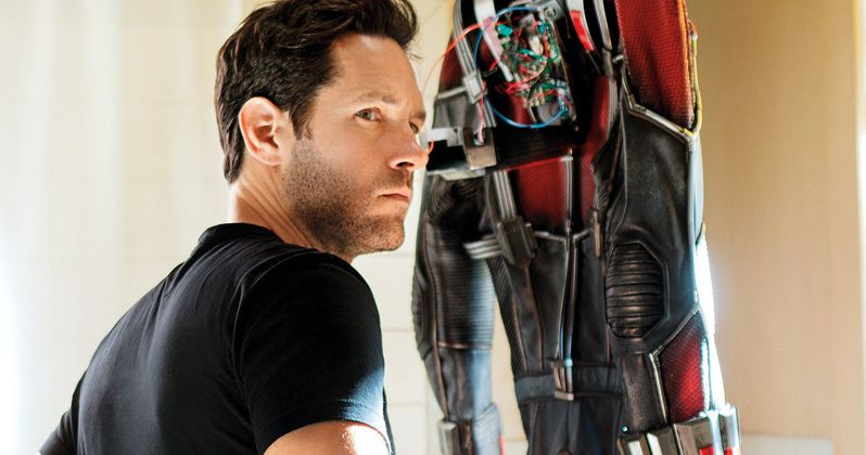 Ant-Man TV Spot: It's Time to Suit Up