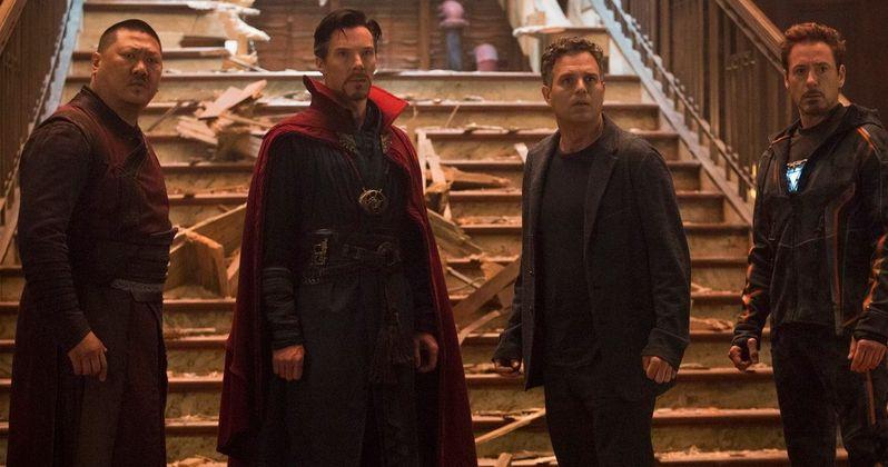 Doctor Strange Takes a Swipe at Tony Stark in New Infinity War Video