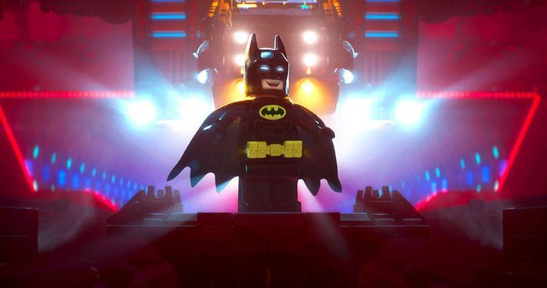 LEGO Batman Movie Gotham Cribs Video Goes Inside Wayne Manor