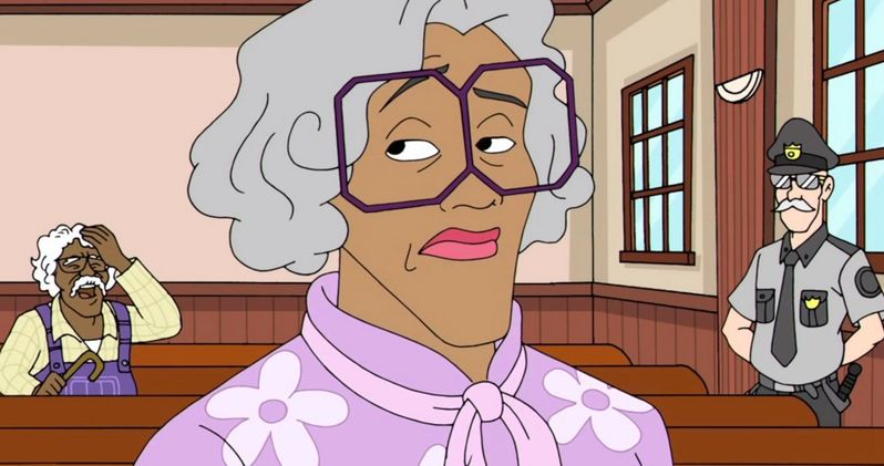 Madea's Tough Love Trailer: Tyler Perry Gets Animated