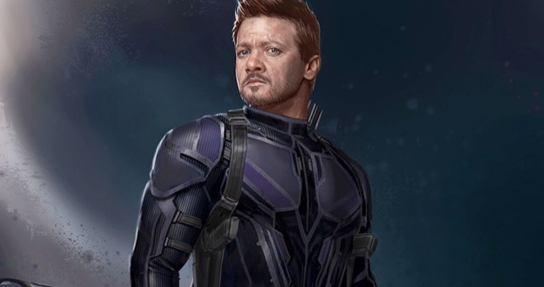 Unused Pre-Ronin Hawkeye Design Revealed in Avengers: Endgame Concept Art