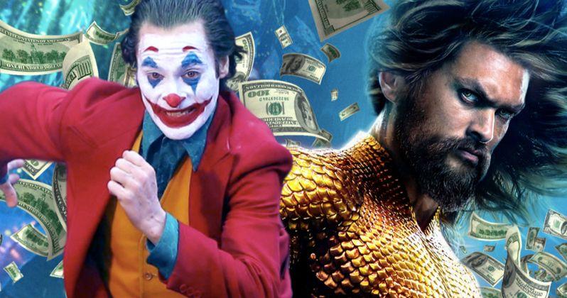 Joker Box Office on Track to Beat Aquaman Debut