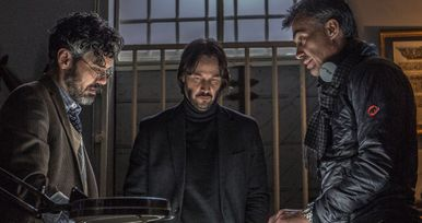 John Wick 2 Director Talks Creating the Perfect Sequel   EXCLUSIVE