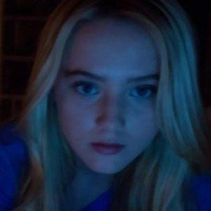 Paranormal Activity 4 Photo with Kathryn Newton