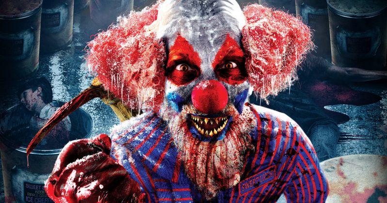 clowns 3d music by slash maze hits halloween horror nights