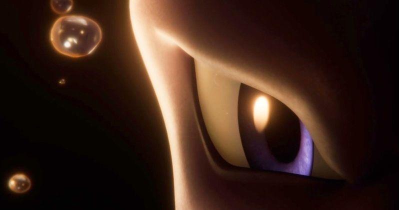 Pokemon the Movie: Mewtwo Strikes Back Evolution Trailer Has Arrived