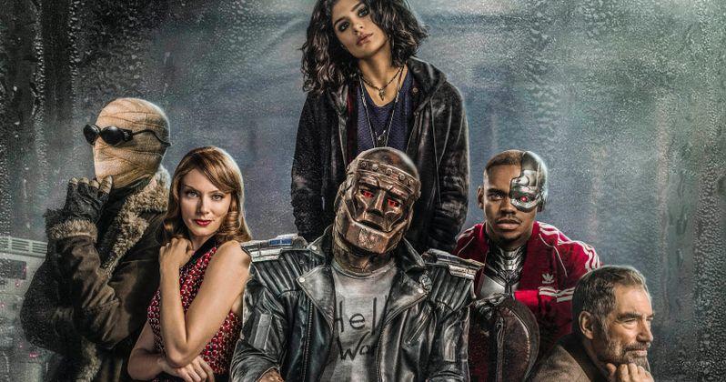 Doom Patrol Renewed for Season 2, Is Coming to HBO Max
